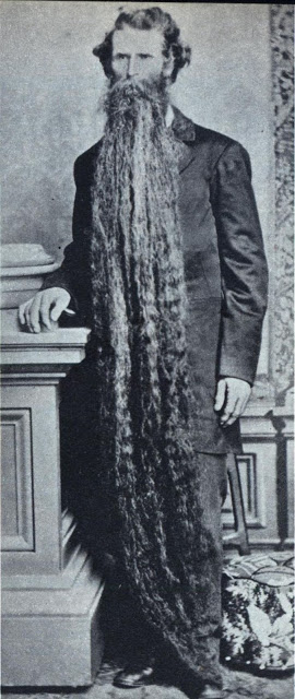 Long Beards in the Past (7)