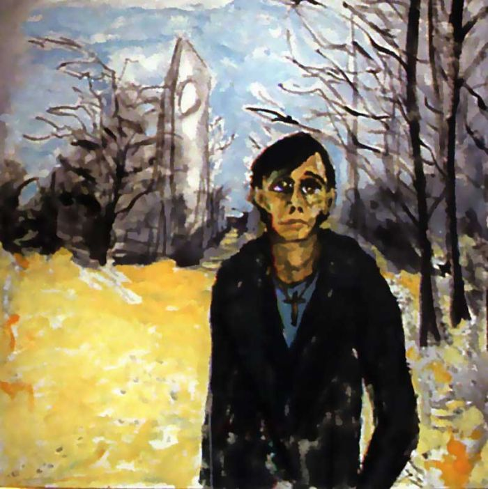 Berlin Landscape With JO – 1978