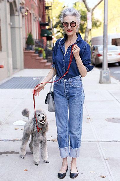 Линда Родин и Винки, Нью-Йорк