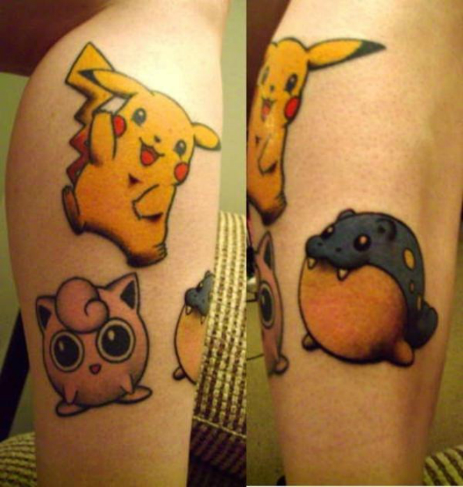 14Pokemontatoo