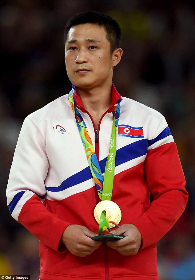 Ri Se-Gwang 4