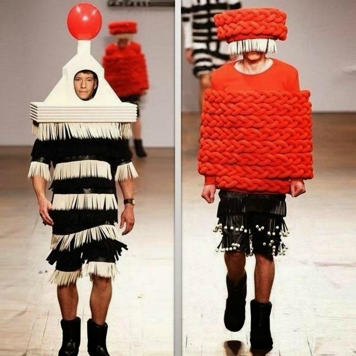Одежда прикольная для мужчины