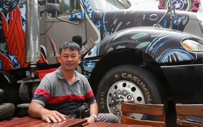Кафе из грузовика, или Бизнес по-вьетнамски